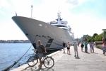 12 grösste Yacht der Welt :)