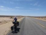ab durch die Mojave Wüste