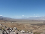 Blick ins Panamint Valley