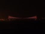 Bosporusbrücke, die Verbindung nach Asien...