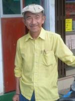 Chiba, der sympatische Radler aus Japan