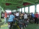 per Faehre nach Penang